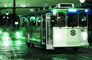 DINNER CONCERT TROLLEY TOUR PACKAGE